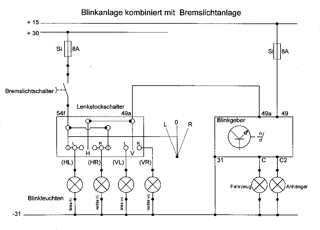 Niedlich Schaltplan Der Bremse Bilder - Elektrische Schaltplan-Ideen ...